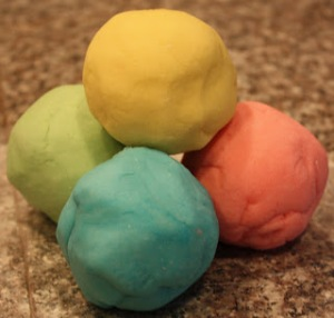 crock pot playdough