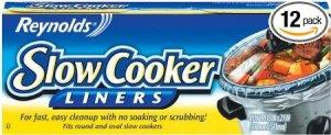 crockpot liners