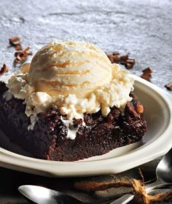 fudge brownies crock pot