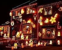 christmas lights house 2