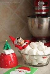 marshmallow bath elf